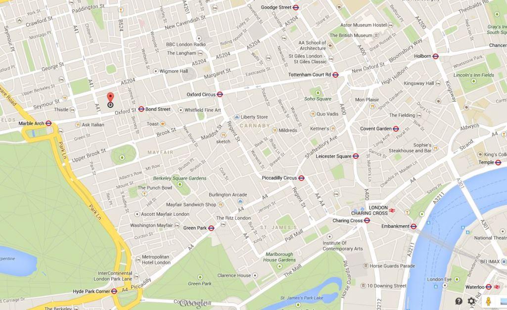 Londonresan Den 21 26 Mars 2014